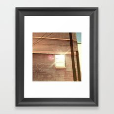 benevolence Framed Art Print