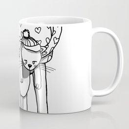 Betty and Fergus Coffee Mug