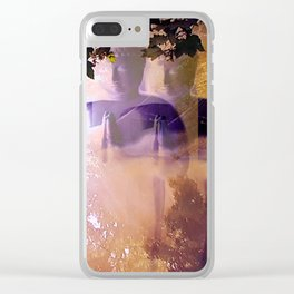Awakening - overall Clear iPhone Case