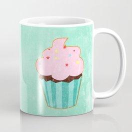 Cupcake tasty, sweet illustration Coffee Mug