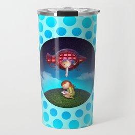 spaceboy ~ distance Travel Mug