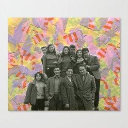Hopeless Generation - Venecia Como Llegar Canvas Print