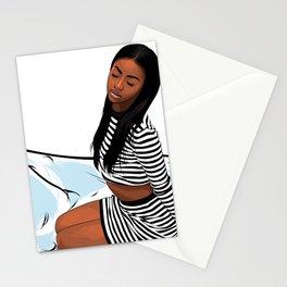 JUSTINE SKY Stationery Cards