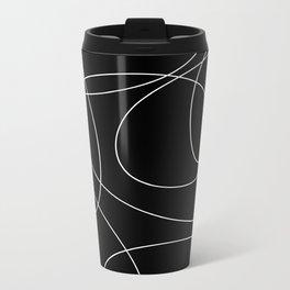 Loops Metal Travel Mug