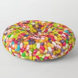 Gourmet Jelly Bean Pattern  Floor Pillow