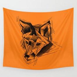 Reynard the fox 3 Wall Tapestry