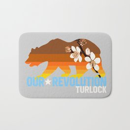 Our Revolution Turlock Bath Mat