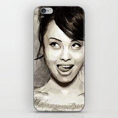 Levy Tran iPhone & iPod Skin