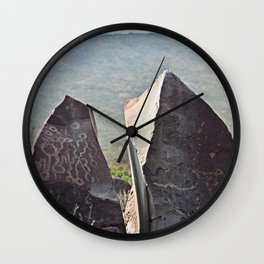 ancestral messages_2 Wall Clock