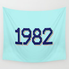 1982 Wall Tapestry