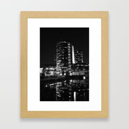 Winnie Palmer Hospital  Framed Art Print