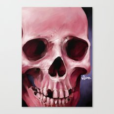 Skull 8 Canvas Print