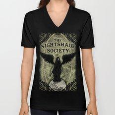 The Nightshade Society Unisex V-Neck