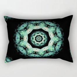 Kaleidoscope 'K2 SN' Rectangular Pillow