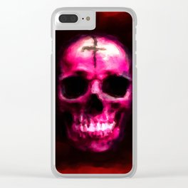 Ash Wednesday Clear iPhone Case