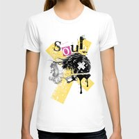 soul T-shirts featuring Soul by Tshirt-Factory