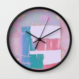 Infrared America Wall Clock