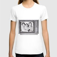 arnold T-shirts featuring Arnold & willy by label tania