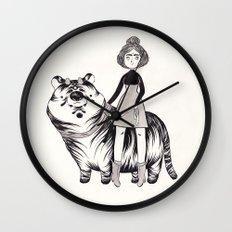 Tang Wall Clock