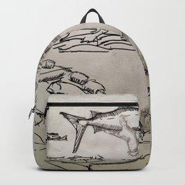 Fish Harvest Backpack