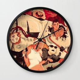 Verhoeven Wall Clock