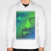 breaking Hoodies featuring Breaking Bad by Scar Design