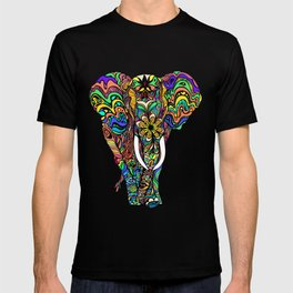 Not a circus elephant T-shirt