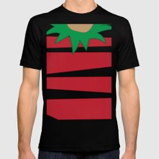 Good Elf.... Mens Fitted Tee SMALL Black