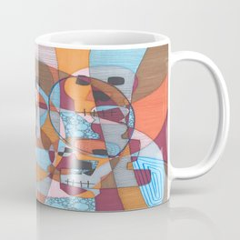 Don't lose your instincts Coffee Mug