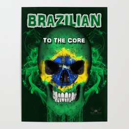 To The Core Collection: Brazil Poster