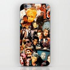 Red Dwarf Fan Collage iPhone & iPod Skin