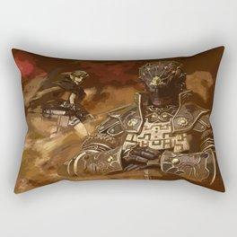 Colossal Ganondorf Rectangular Pillow