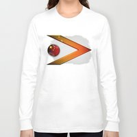 china Long Sleeve T-shirts featuring China by ilustrarte