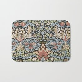 Art work of William Morris 6 Bath Mat