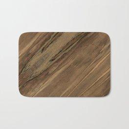 Etimoe Crema Wood Bath Mat