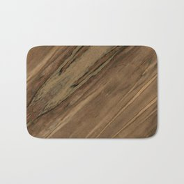 Etimoe Crema Wood Bath Mat