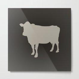 It's that Moo Cow again...  Metal Print