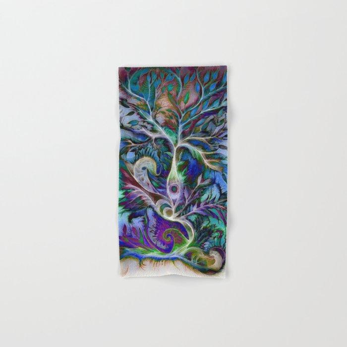 Tree of Life 2017 Hand & Bath Towel