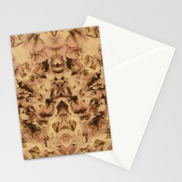 Vintage Sweet Peas Photographic Pattern #1 Stationery Cards