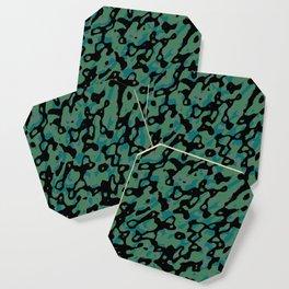 Spring Camo Coaster
