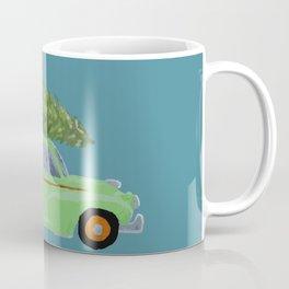 Christmas Traveller Coffee Mug