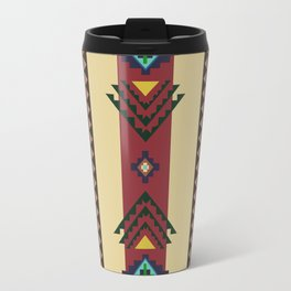 American Native Pattern No. 92 Travel Mug