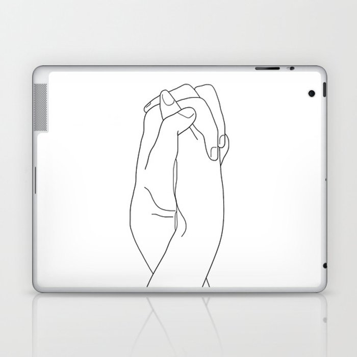 Never Let Me Go II Laptop & iPad Skin