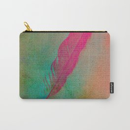 Dream Feather Carry-All Pouch