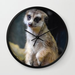 Huh? What'd you Say?? Wall Clock