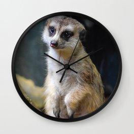 Huh? What'd you Say?? Wall Clock