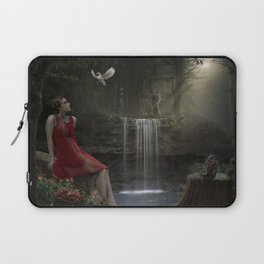 Beauty in the forest Laptop Sleeve