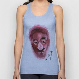 Sad & Clown Unisex Tank Top