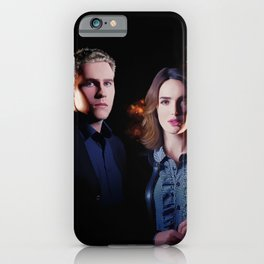 Fitzsimmons - Firelights iPhone Case
