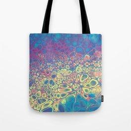 Fluid Color Tote Bag